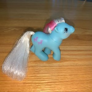 Vintage My Little Pony Baby Fifi first tooth
